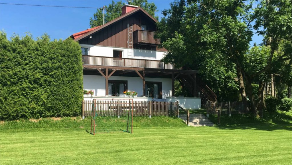 Gruppenhaus im Allgäu